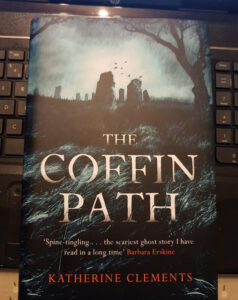 The Coffin Path - by Katherine Clements